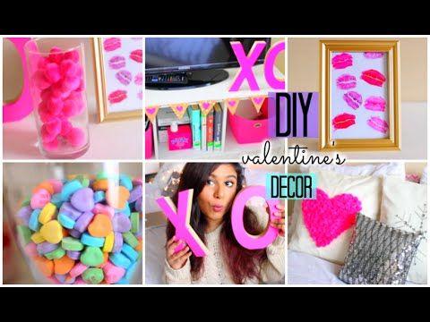 valentine's day diy room decor