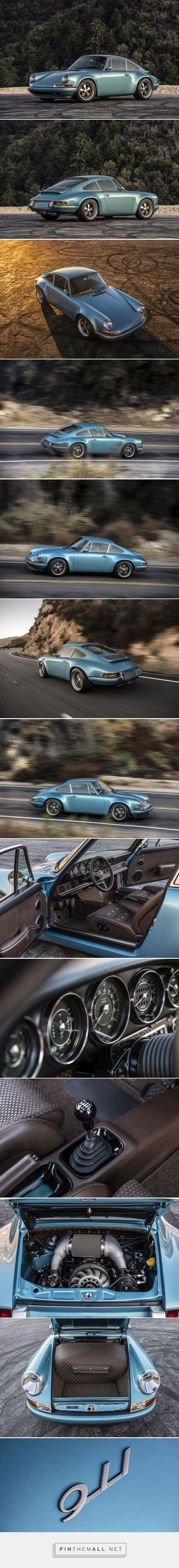 This Restomod Porsche 911 Is Cooler Than Cool #porscesupercar