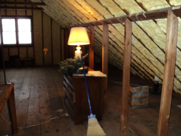 Best Attic Before And Afters 2015 Old Houses The O Jays