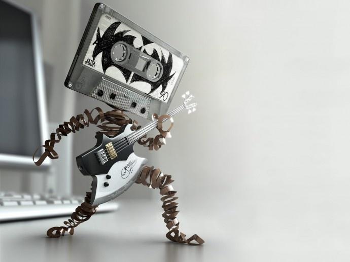 tape music