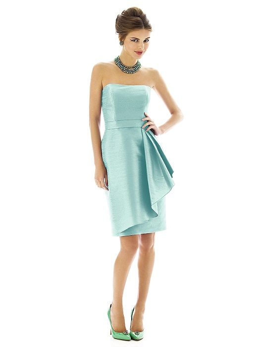 Alfred Sung Style D592 http://www.dessy.com/dresses/bridesmaid/D592/?color=midnight=47#.Uf6Plo3VBsk