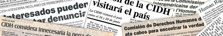 LOS PRINCIPIOS: CIDH manifiesta profunda preocupación por situació...
