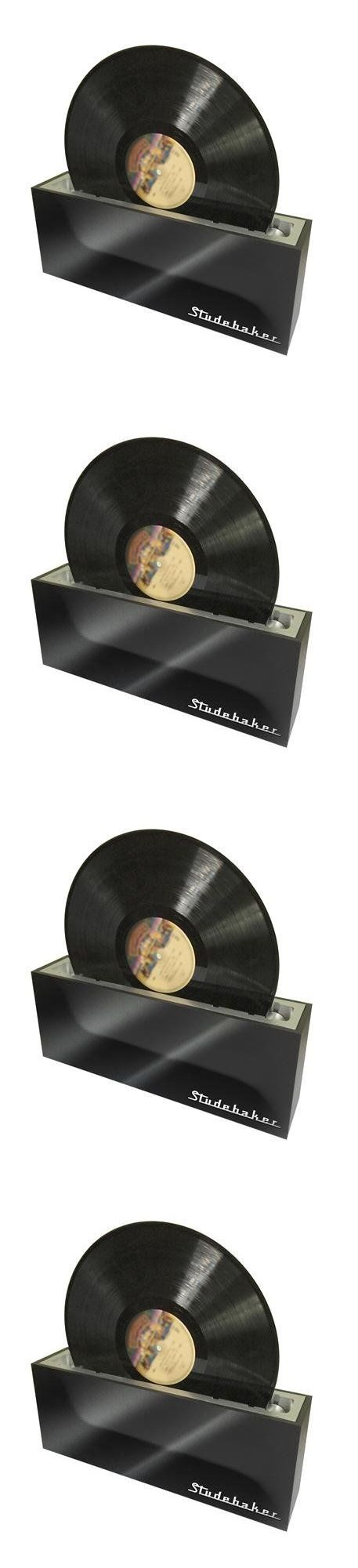 Vinyl Record Cleaning: Vinyl Record Cleaning System Cleaning Solution And Soft Pads Included Discwasher -> BUY IT NOW ONLY: $55.19 on eBay!