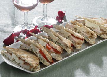 Kyllingesandwich med aioli