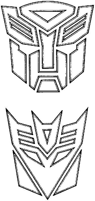 logo of transformers Más