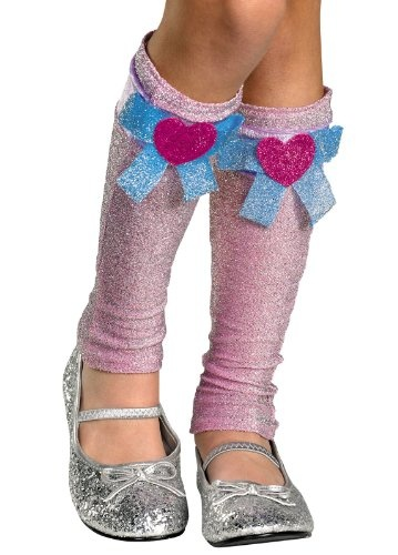 Winx Club Bloom Leg Covers- these would be easy to make as party favors