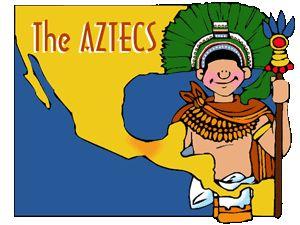 Aztecs - Free Fun Clipart, Free Educational Games, More Free Stuff for Kids & Teachers