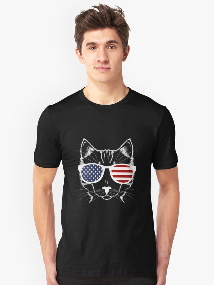 Meowica Funny American Cat With Sunglasses by TeeHome  1776,4th july,4thjuly,4thofjuly,4july,4 july,4th of july,fourth july,fourth of july,july 4th,july fourth,meowica,ameowica,amurica,merica,independence day,independence 2017,independence day 2017,memorial day,national day,veterans day,uncle sam,usa kitty,usa kitten,funny american cat