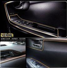 5 m intérieur de la Voiture chaude décorer accessoires POUR chevrolet captiva opel astra mini cooper suzuki sx4 citroen c5 kia sportage 3(China (Mainland))