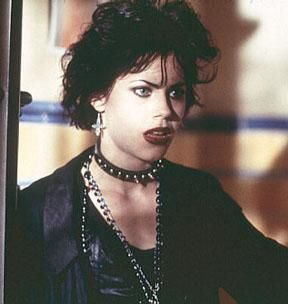 90's goth. This is how I wanted to look when I was a kid.