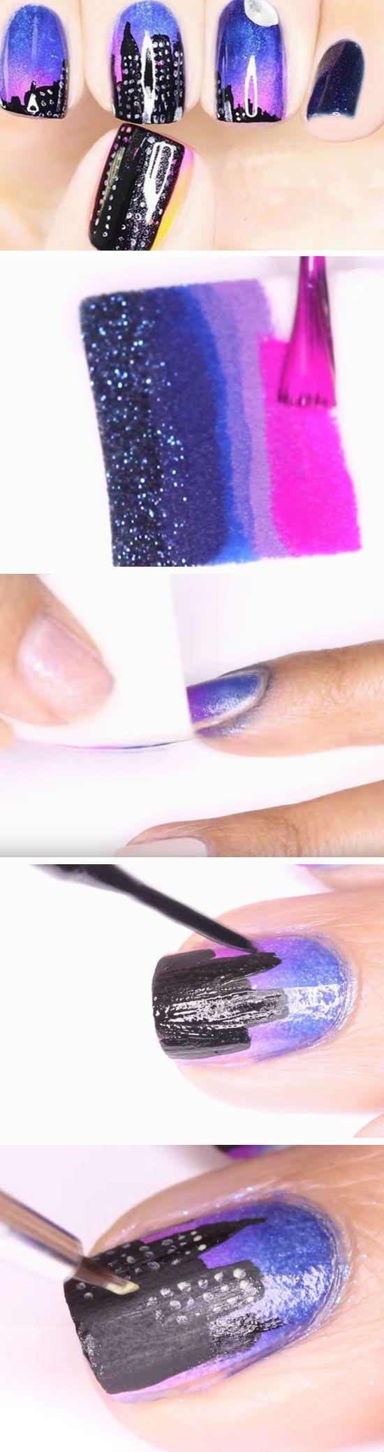 144 besten nails Bilder auf Pinterest | Einfache heimwerkerprojekte ...