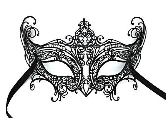 147 best halloween crafts images on Pinterest Skulls, Halloween - masquerade mask template
