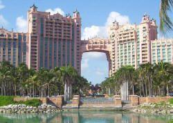 11 Kid Friendly All-Inclusive Caribbean Resorts: Non- All Inclusive Resort: The Atlantis Bahamas #FamilyVacation