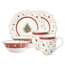 villeroy und boch toys delight - Christmas china <3
