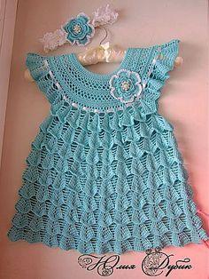 """Платье на девочку """"озорной колокольчик""""."""