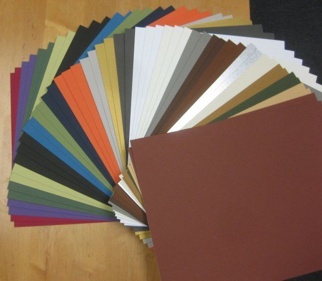 Framing And Matting 37573 50 Of 16x20 Uncut Assortment Color Matboard Buy It Now Only 67 99 On Ebay Framing Picture Frame Shop Picture Framing Supplies