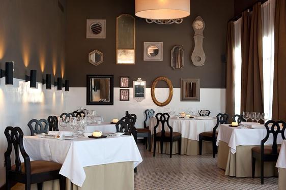 Restaurante El Gourmet Canario (Vincci Selección Buenavista Golf 5* Lujo - Tenerife)