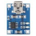 DIY PVC Lithium Battery Power Bank Module - Deep Blue