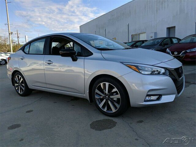 Used 2020 Nissan Versa 1 6 Sr 2020 1 6 Sr New 1 6l I4 16v Automatic Fwd Sedan Premium 2020 Nissan Versa Nissan Car