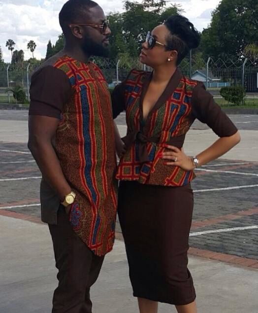 African inspiration ~African fashion, Ankara, kitenge, African women dresses, African prints, African men's fashion, Nigerian style, Ghanaian fashion ~DKK