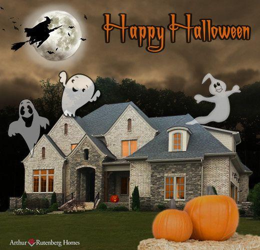 upscale halloween home decor