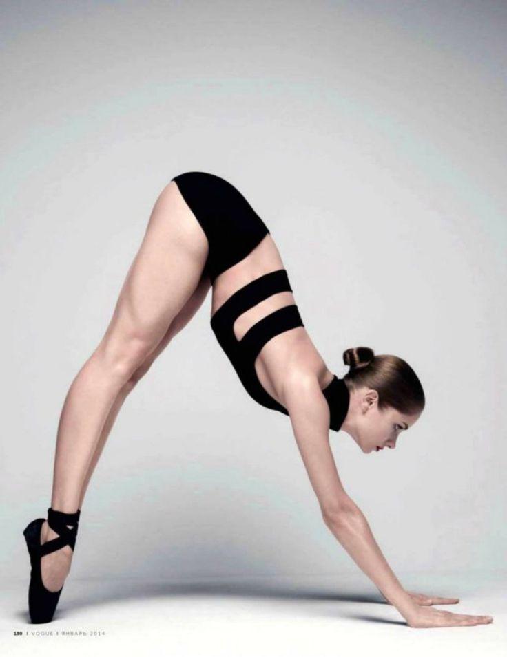 Cómo obtener un cuerpo de bailarina