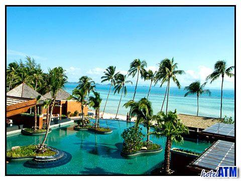 Now that's a pool! Mai Samui Beach Resort And Spa