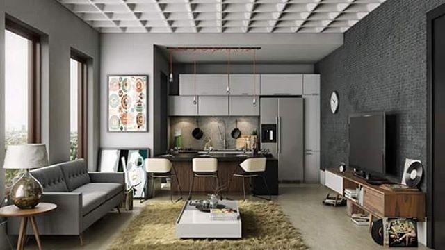 Https Archzine It Interior Design Cucine Cucina Open Space