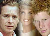 Major James Hewitt | ... or does Prince Harry look like James Hewitt. Is this his real father