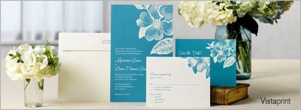 Budget-Savvy Stationery: Using Vistaprint for Your Wedding Paper Goods