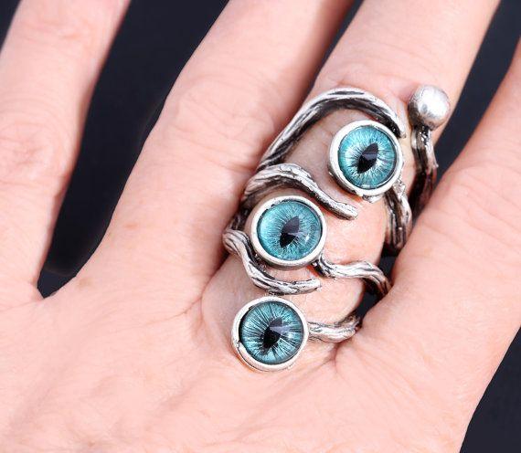 Opal Ring tak Ring zilver bijkantoor Ring van DesignsBloom op Etsy