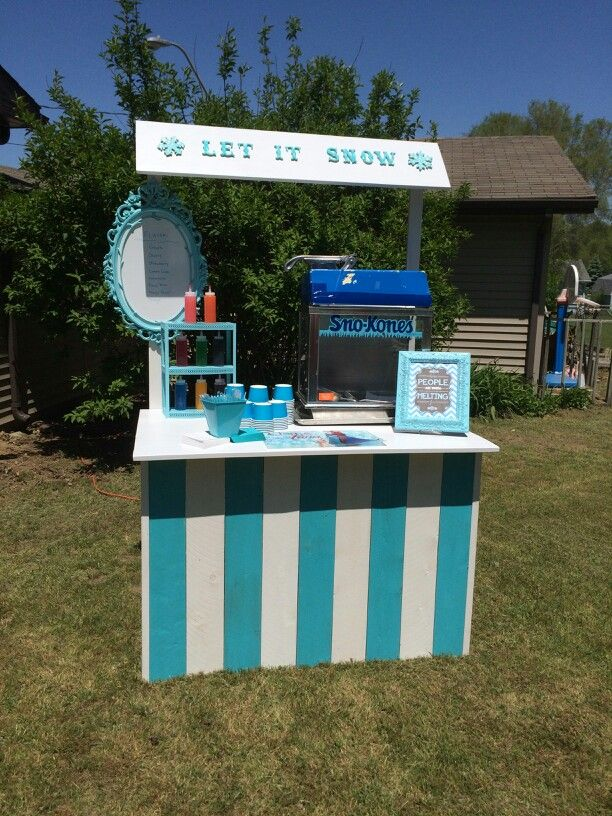 Best 25 Snow Cone Stand Ideas On Pinterest Snow Cone