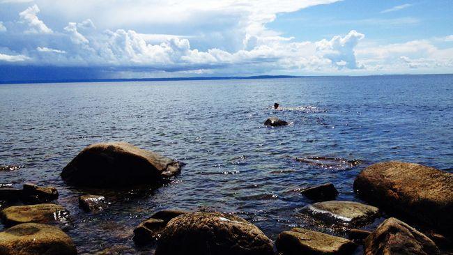 Blå lagunen hd