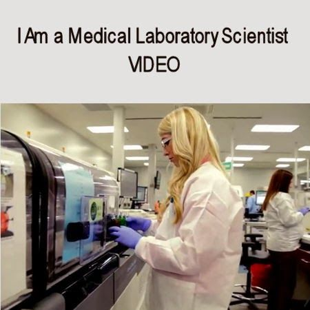 I Am a Medical Laboratory Scientist - VIDEO