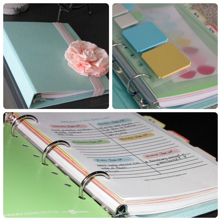 Making To Do Lists Fun. Ideas on how to organize your to do lists to help you actually get things done!! www.cleanandscentsible.com