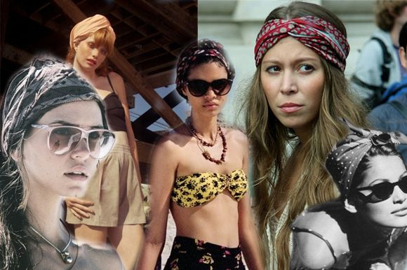 Trend Inspiration: The Head Scarf - Free People Blog