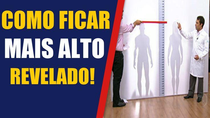 Como Ficar Mais Alto Dr Lair Ribeiro Hormônio do Crescimento