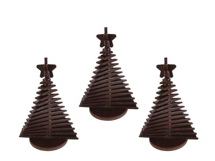 Σοκολατένια στολίδια – Greek Kouzina
