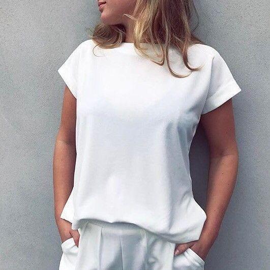 Neo Noir - Cleo Jumpsuit - Hvid