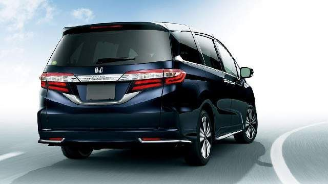2017 Honda Odyssey Release Date and Price | Net 4 Cars