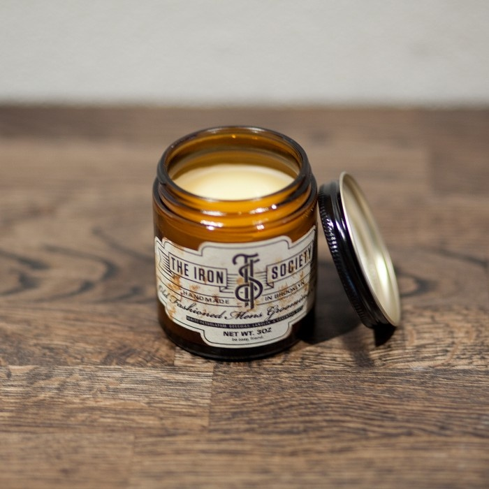 Cloak & Dapper - The Iron Society - Old Fashioned Mens Pomade - Grooming