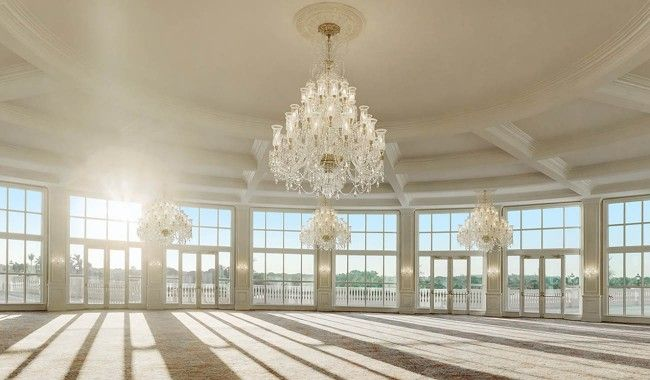 Ballrooms In Miami | Trump National Doral - Meeting & Event Facilities | Event Space Miami