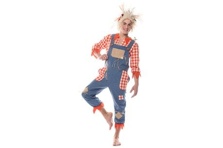 Vogelverschrikker kostuum | kopen | online | bestellen | Carnavalskleding | Carnaval | Hoogeloon | Eindhoven | Velthoven | Bladel | Robbies Feestkleding