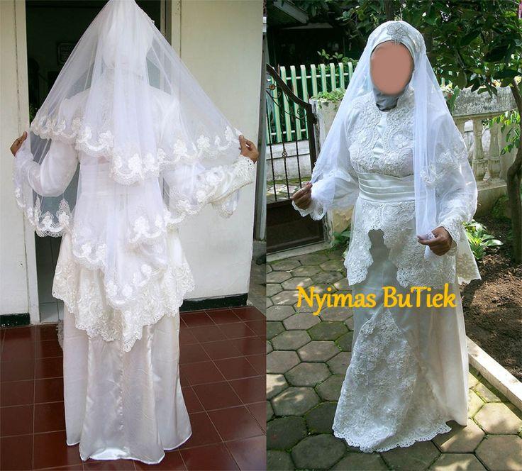 wedding gown white series