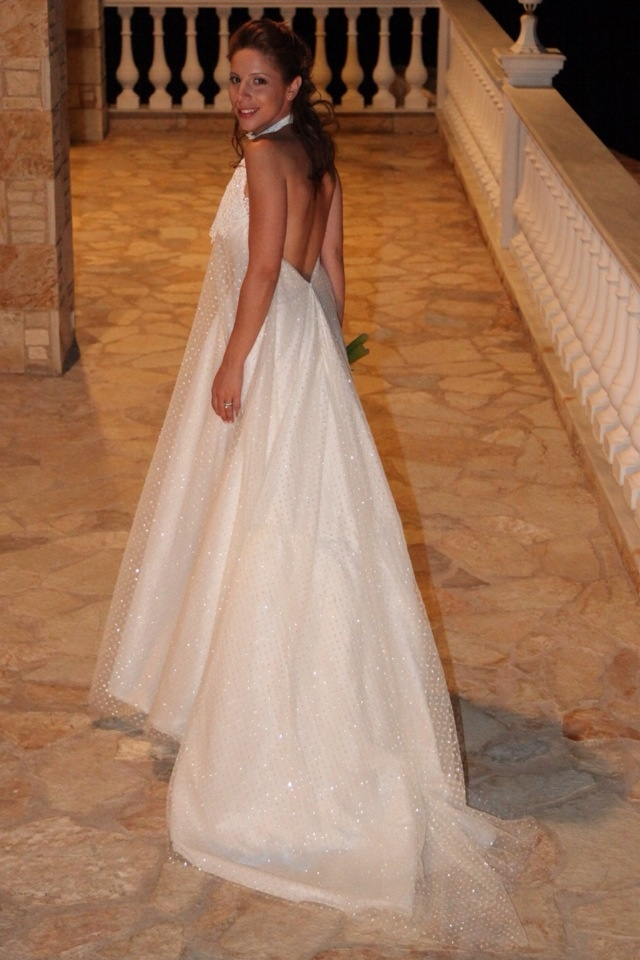 teticharitou wedding dress