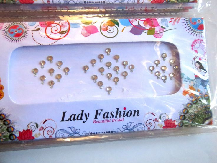 Crystal silver Bindi India HIgh Quality / dots/ round bindi/Traditional Stickers/face jewelry/headpiece/belly Sticker/Tatto/fancy Bindi/ by CraftyJaipur on Etsy
