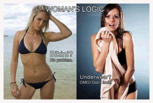 Womans Logic - www.meme-lol.com