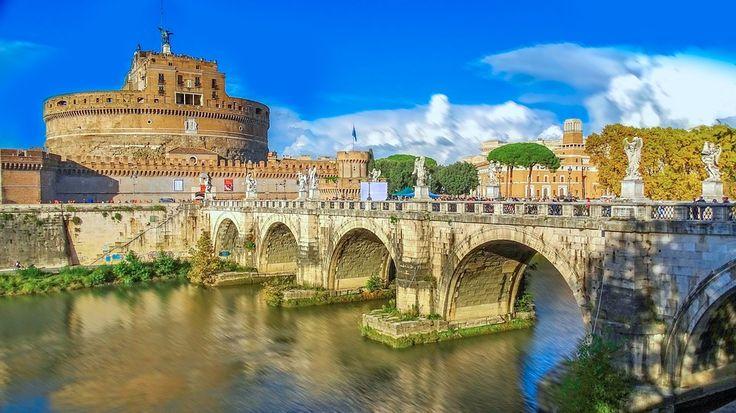 Rom, Italien, Vatikanet, Historie, Bygninger