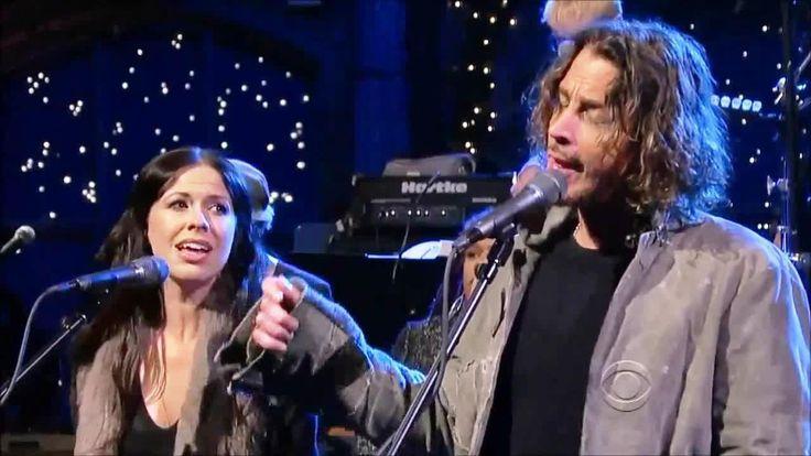 "[HD] Chris Cornell - ""Misery Chain"" (Feat. Joy Williams) 12/16/13 David ..."