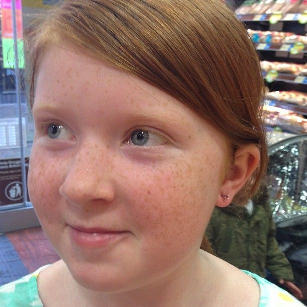 Does it hurt to get your ears pierced? We filmed our daughter getting hers done so you can see for yourself - she never flinched and is pleased she did it.